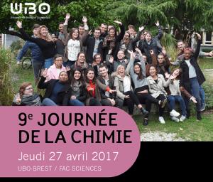 [:fr]9eme journée de la Chimie - UBO[:] @ Université de Bretagne Occidentale