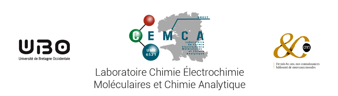 UMR CNRS 6521 – CEMCA